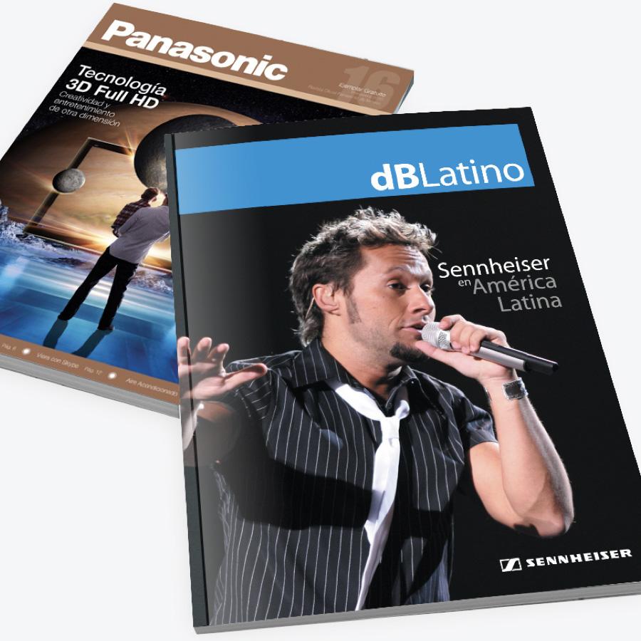 editorial revistas de canal