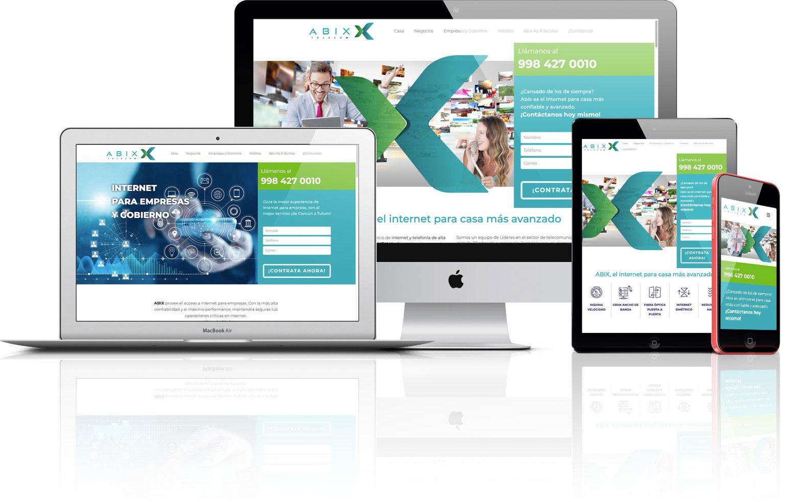 abix web